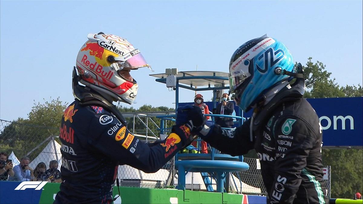 Verstappen y Bottas dominaron los dos primeros días en Monza. El domingo la carrera desde las 10 horas de Argentina.