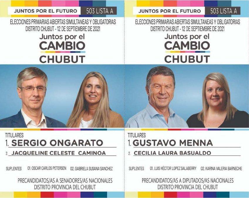 Elecciones 2021: Estas son las boletas que vas a encontrar en el cuarto oscuro
