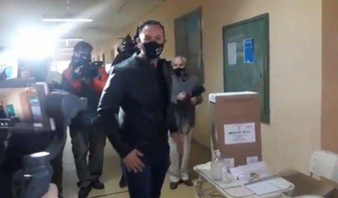 Elecciones 2021: Maderna ya votó y confía un resultado importante