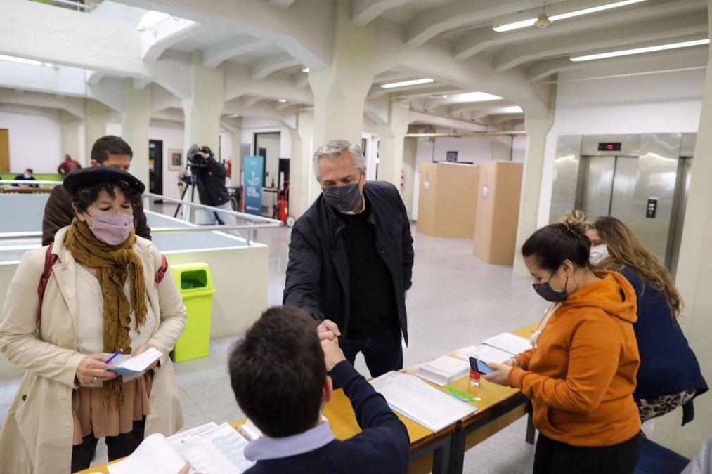 Votó el Presidente: Cada vez que Argentina vota