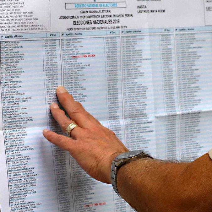 Elecciones 2021: a las 12 votó el 26% del padrón