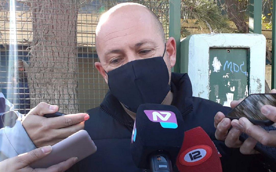 Ricardo Sastre.