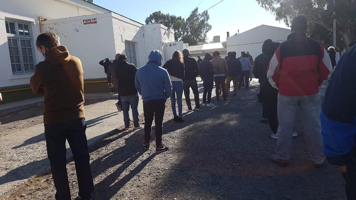 Las elecciones 2021 en Chubut se realizaron con normalidad.