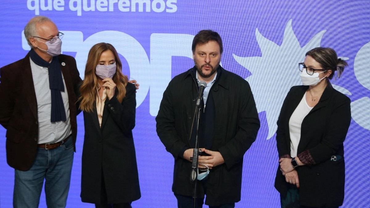 Optimismo en el Frente de Todos por los primeros resultados.