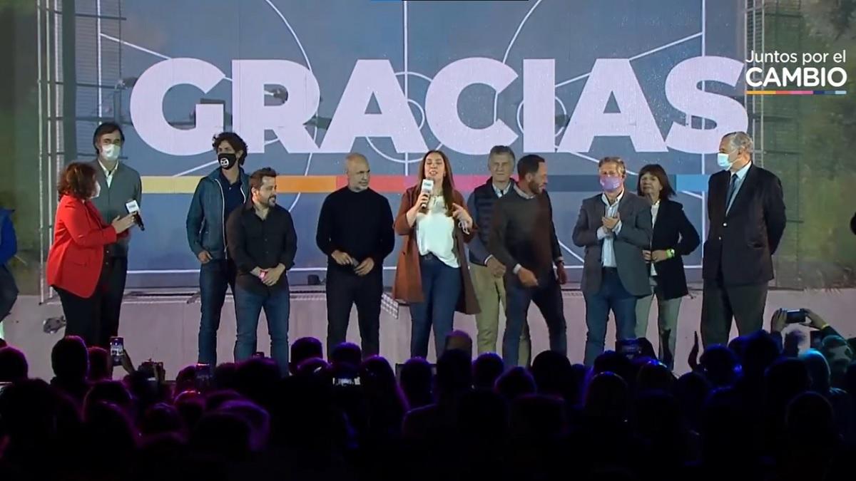 Vidal ganó la interna de Juntos por el Cambio en la Ciudad de Buenos Aires.