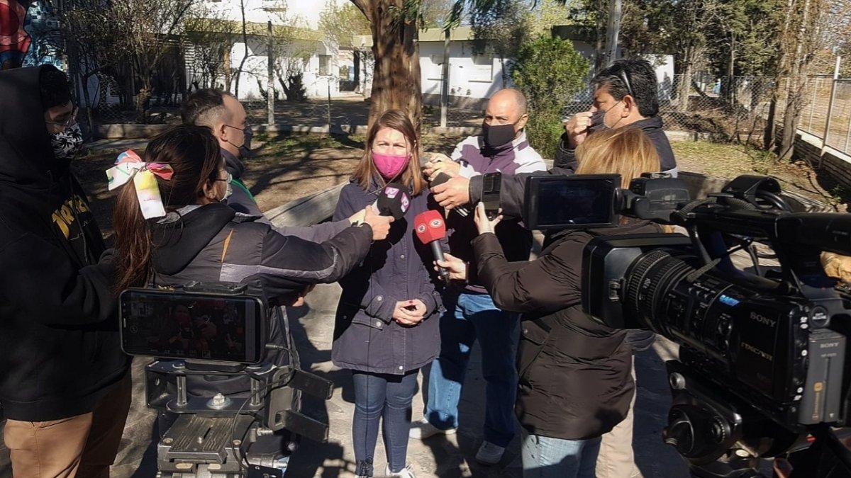 Gloria Sáez: El Frente de Izquierda Unidad ha hecho una elección histórica en Chubut