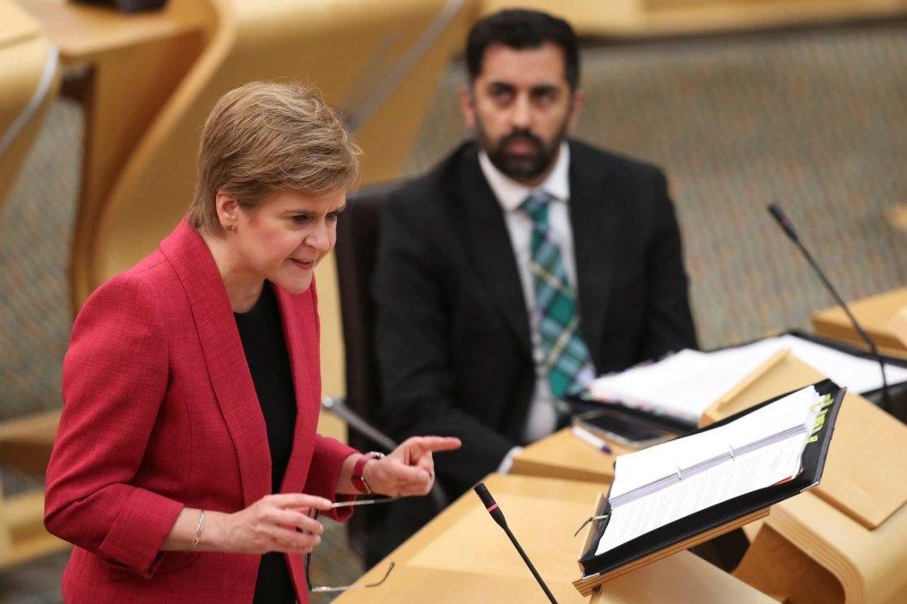 Reino Unido: Boris Johnson rechazó celebrar un nuevo referéndum por la independencia de Escocia. Foto: Reuters.