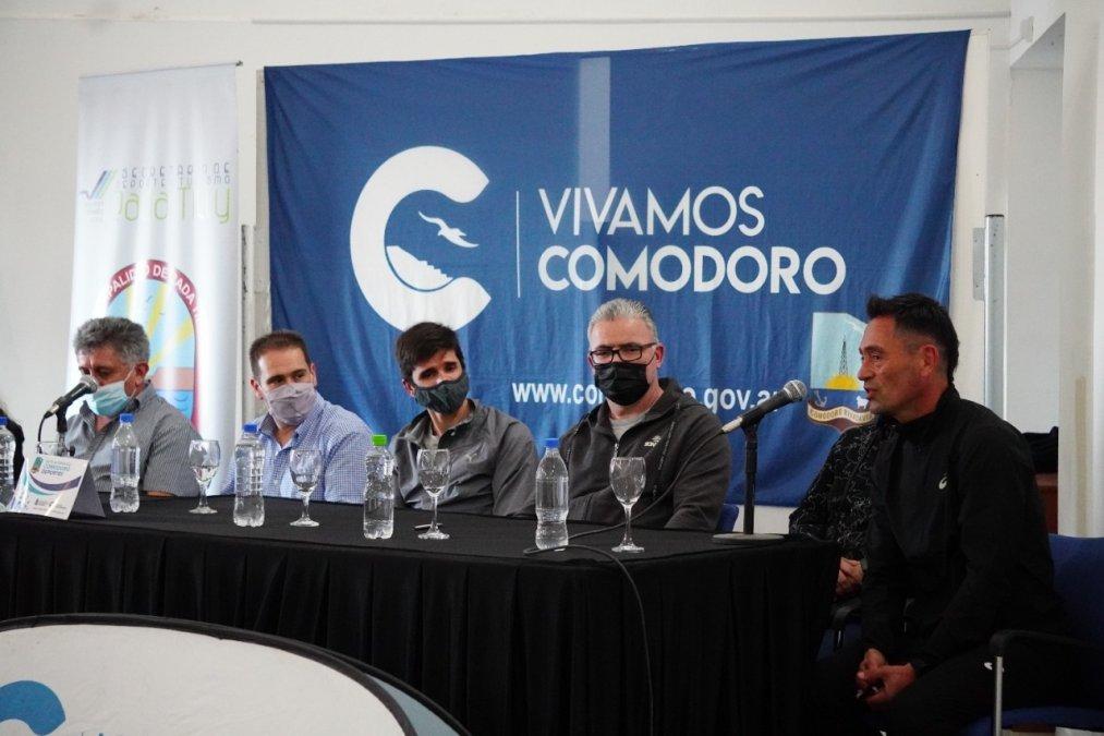 Se presentó el Campeonato Nacional Máster de 10 y 21 km homenaje a Mario Rodríguez