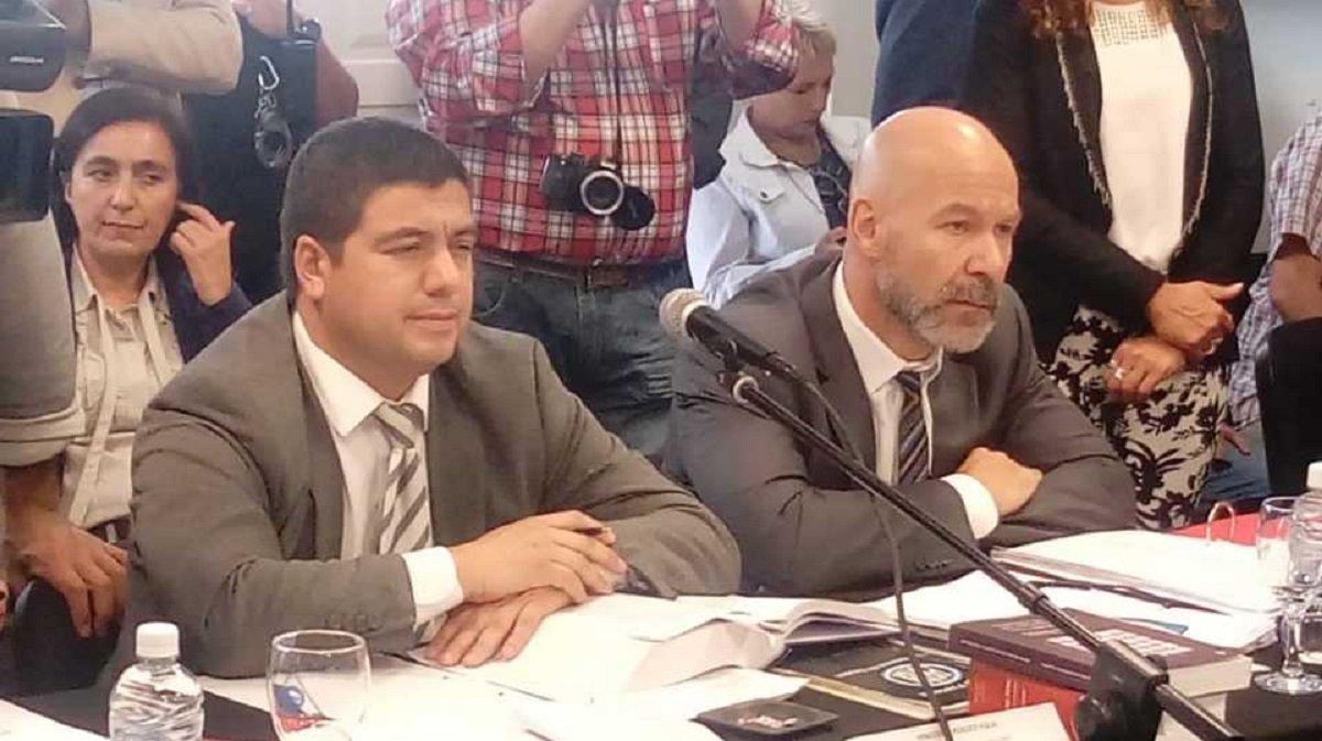 Para los fiscales nunca llegó la mercadería a Comodoro Rivadavia porque nunca se entregó a La Agrícola. Foto: Ministerio Público Fiscal Chubut