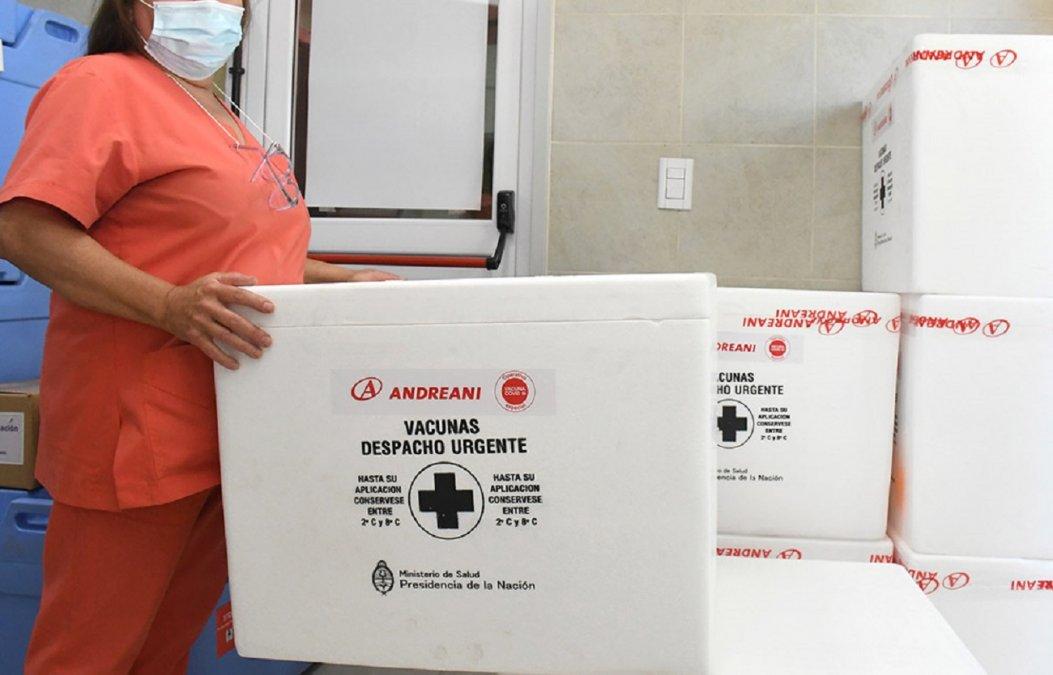 Puratich denunció que apagaron el motor de la cámara de vacunas en Madryn