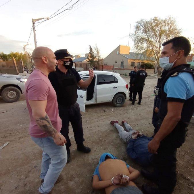 Investigarán de oficio a Massoni y al jefe de Policía, Miguel Gómez
