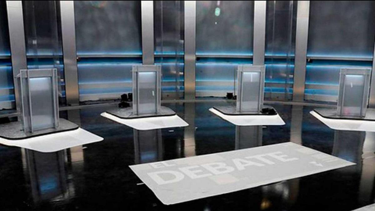 El debate entre candidatos se podrá seguir por streaming.
