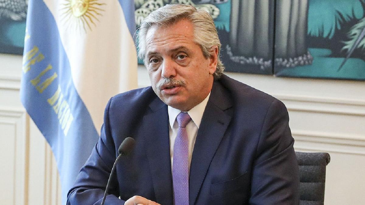 El presidente Alberto Fernández presenta este miércoles el proyecto de ley de promoción de inversiones hidrocarburíferas.