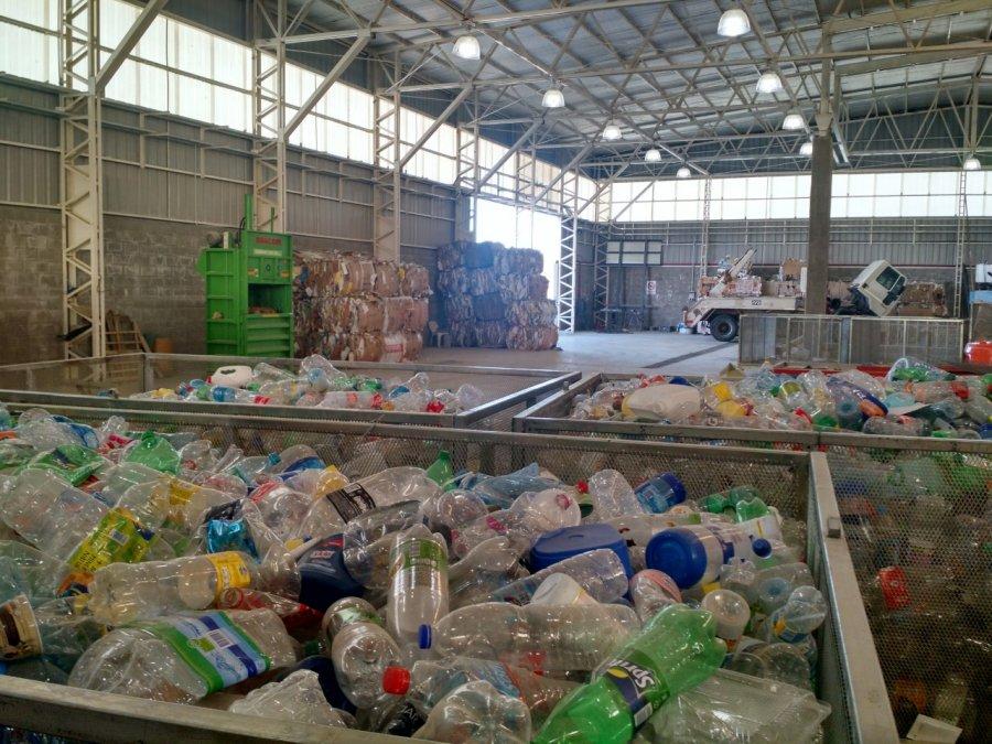 La planta permite procesar hasta 300 tn/día de residuo.