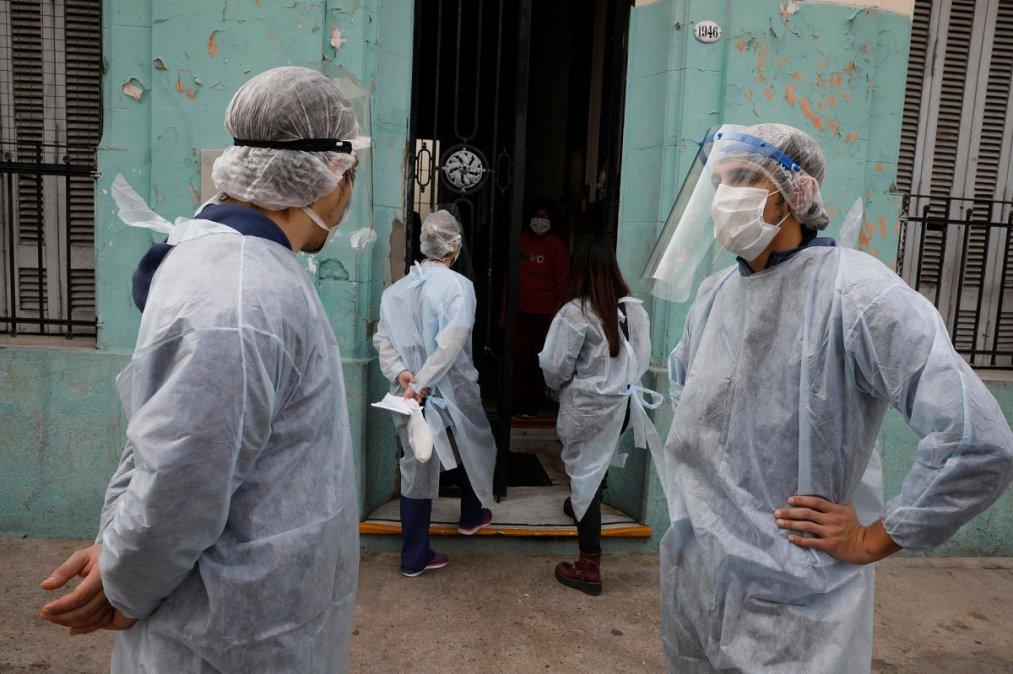 Coronavirus en Argentina: informaron 153 muertes y 2510 nuevos casos en las últimas 24 horas.