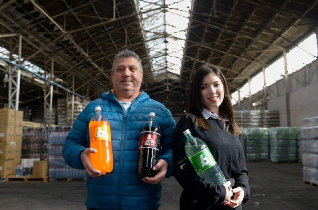 Volvió la Bidú Cola y ya se vende en 12 provincias (Foto Clarín).
