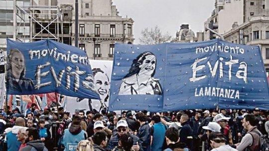 Suspendieron una movilización en apoyo a Alberto Fernández y el Gobierno Nacional.
