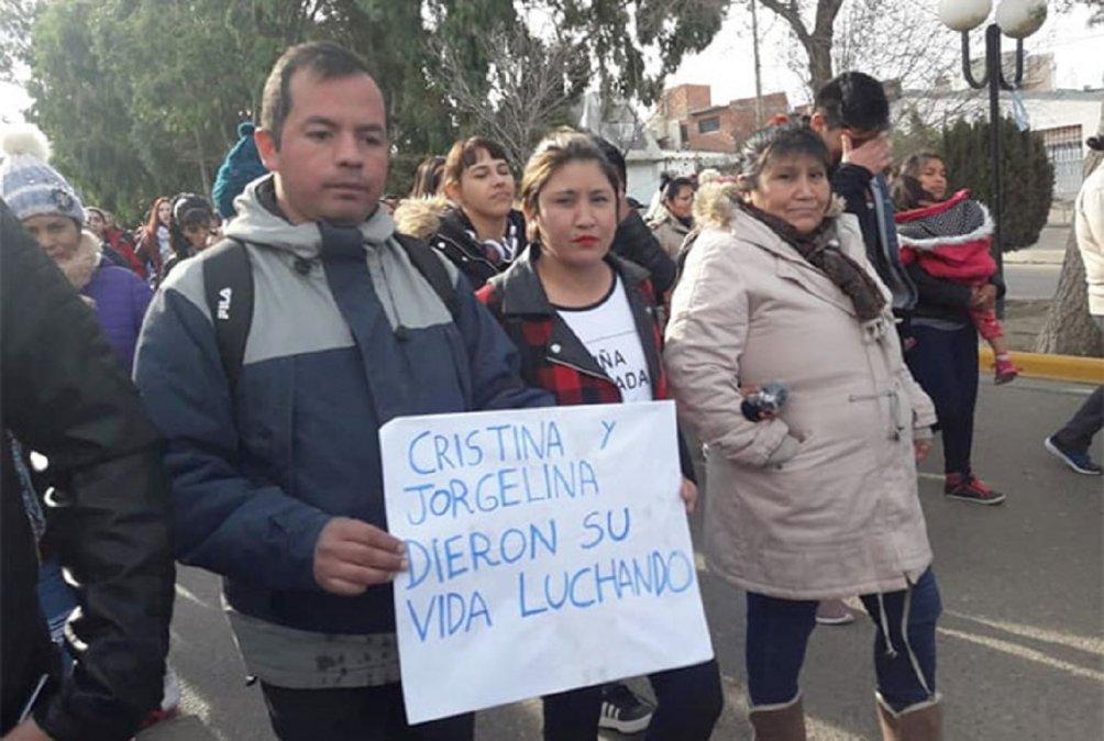 Las docentes Cristina y Jorgelina serán homenajeadas por sus colegas.