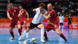 altText(Argentina venció a Serbia y ya se clasificó a octavos de final)}