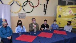 altText(Florencia Romero reconocida por su participación en los Paralímpicos)}