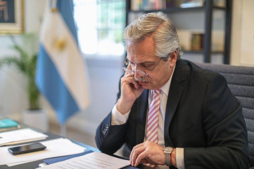 Alberto Fernández llegará a Comodoro el martes 19