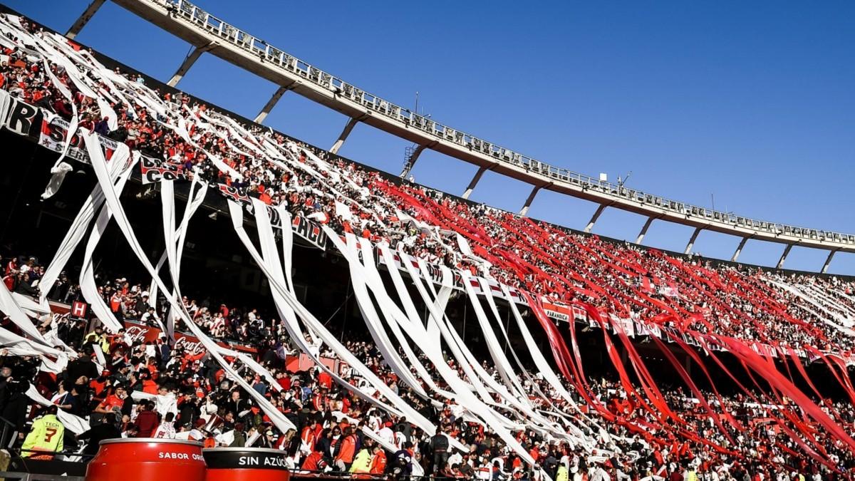 El estadio Monumental será de los primeros estadios en recibir público. Será el 3 de octubre en el Superclásico entre River y Boca por la fecha 14 de la Liga Profesional.