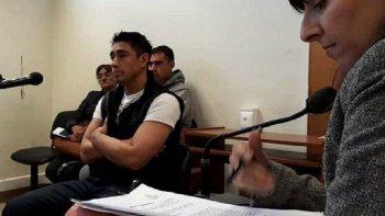 Vidal fue condenado por lesiones leves doblemente agravadas por el vínculo y por ser cometidas en contexto de violencia de género, y amenazas.
