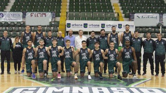 Gimnasia y Esgrima temporada 2021/22.