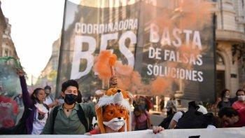 Multitudinarias marchas contra el Cambio Climático en todo el país