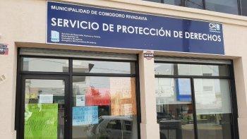El servicio de protección inició una medida de fuerza