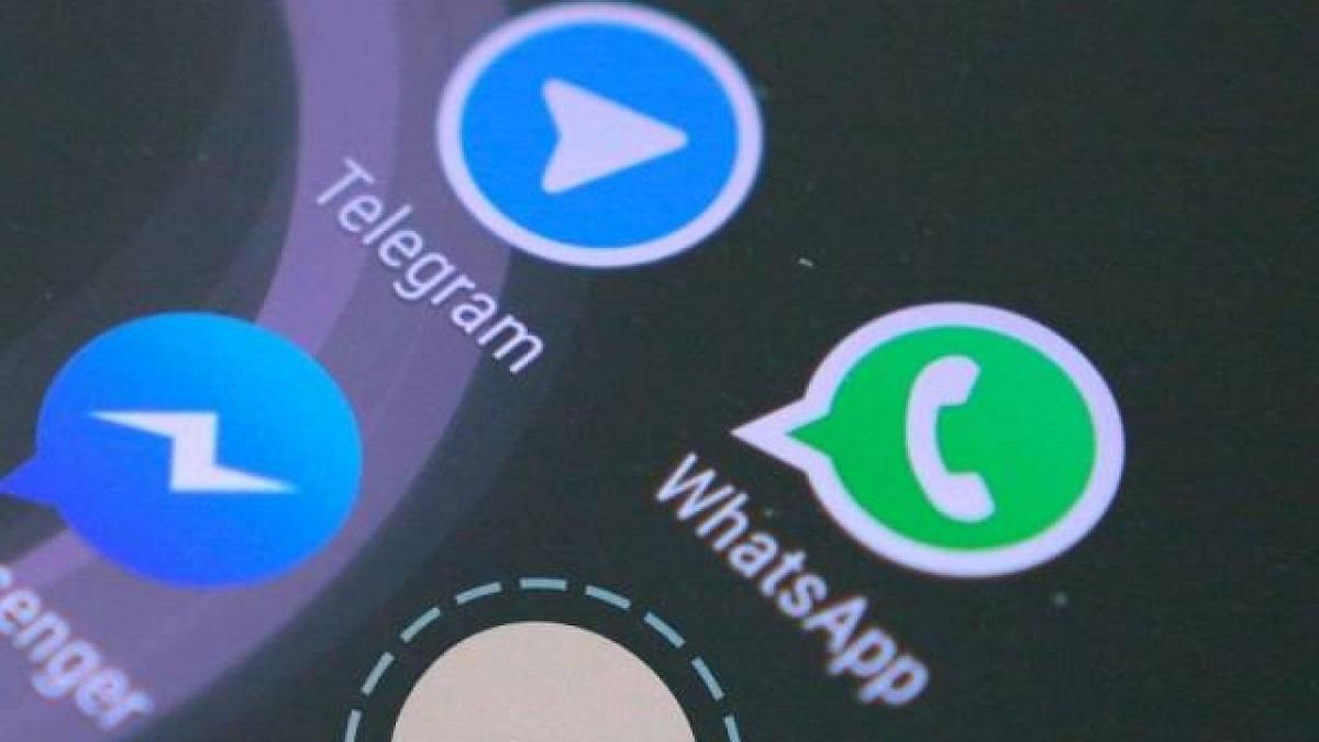 Más de 70 millones de personas se sumaron a Telegram tras la caída de Whatsapp.