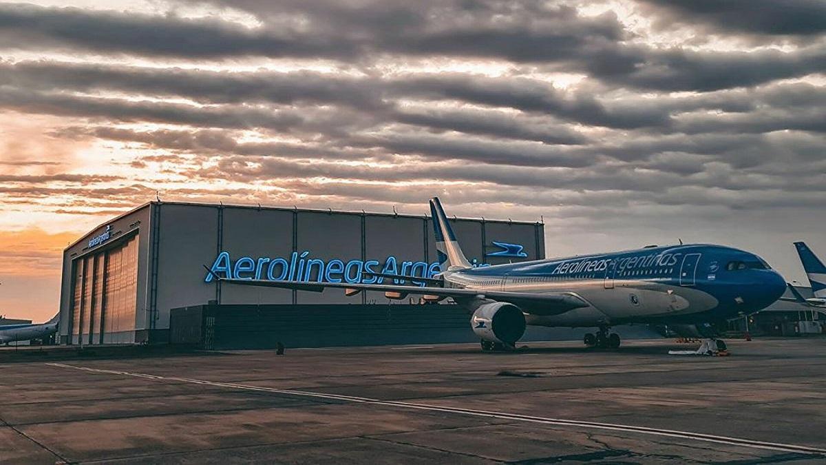 A partir de noviembre Aerolíneas Argentinas incrementará la cantidad de vuelos.