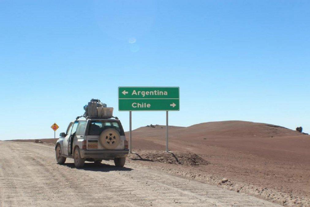 Argentina y Chile definen la reapertura de las fronteras.