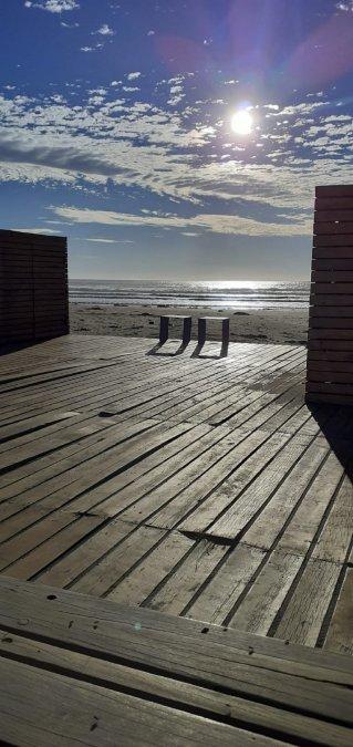 Continuará el veranito en Comodoro Rivadavia. Se pronostica un temperatura máxima de 23 grados