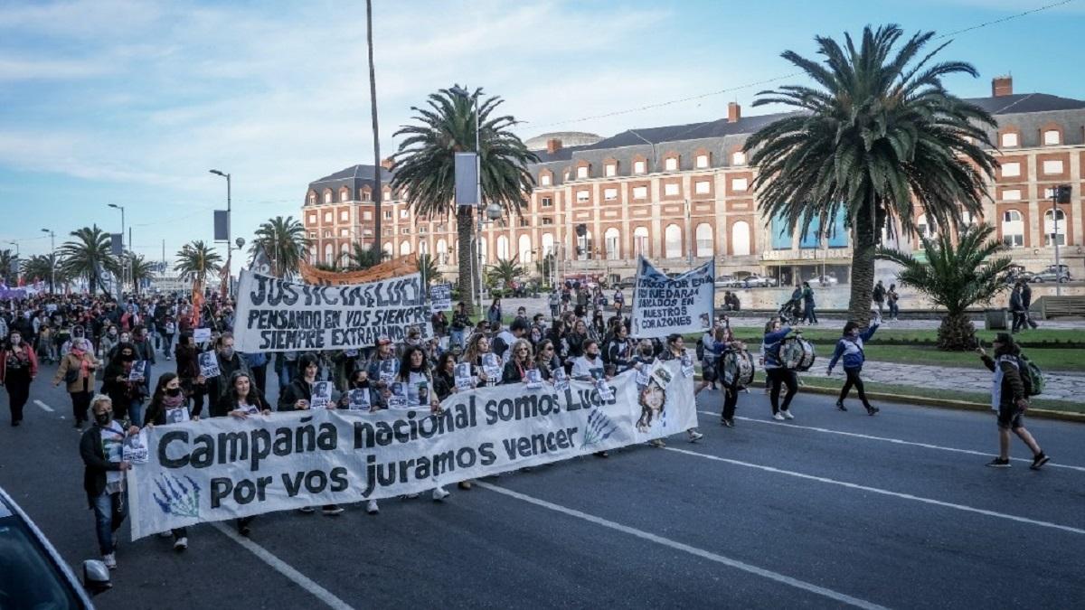 La mamá de Lucía Pérez exige un nuevo juicio: Lleva cinco años sin justicia