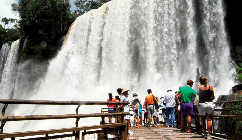 El fin de semana largo explotó de turistas. Se han movilizado más de 4