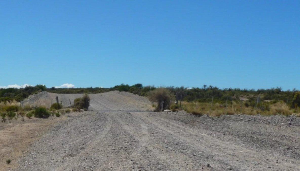 Durante la tarde de este sábado se produjo un vuelco en el acceso a Punto Tombo