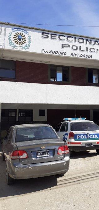 Disturbios y persecución policial en el barrio Pietrobelli