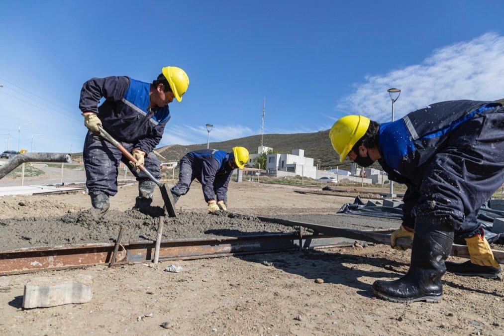 Proyectan inaugurar la plaza del barrio Roque González en noviembre