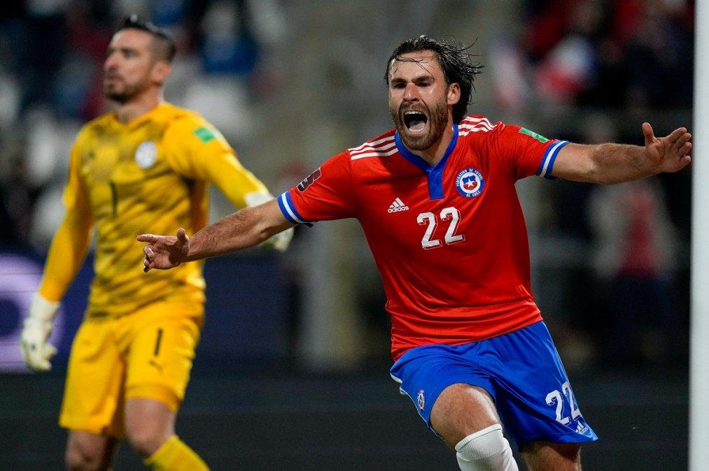 Chile volvió al triunfo y sueña con estar en Qatar.