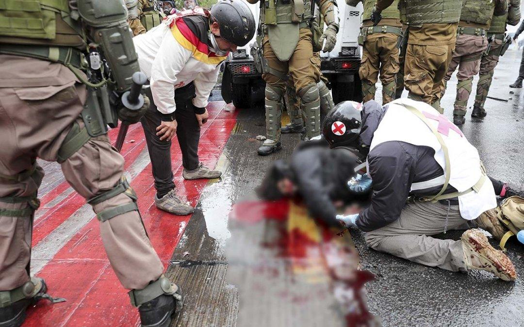 Chile: Matan a una integrante de la Defensoría Popular