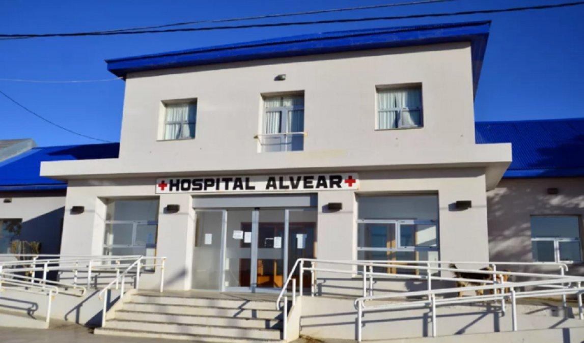 El Hospital Alvear se suma a la vacunación Covid - 19