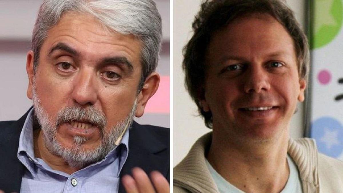 Nik recibió el apoyo de Mauricio Macri.