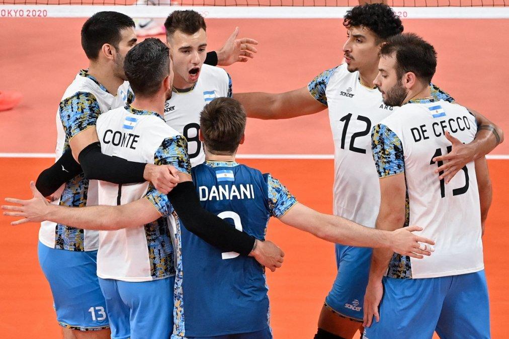 La Selección Argentina conoce el fixture para el Mundial de Voley.
