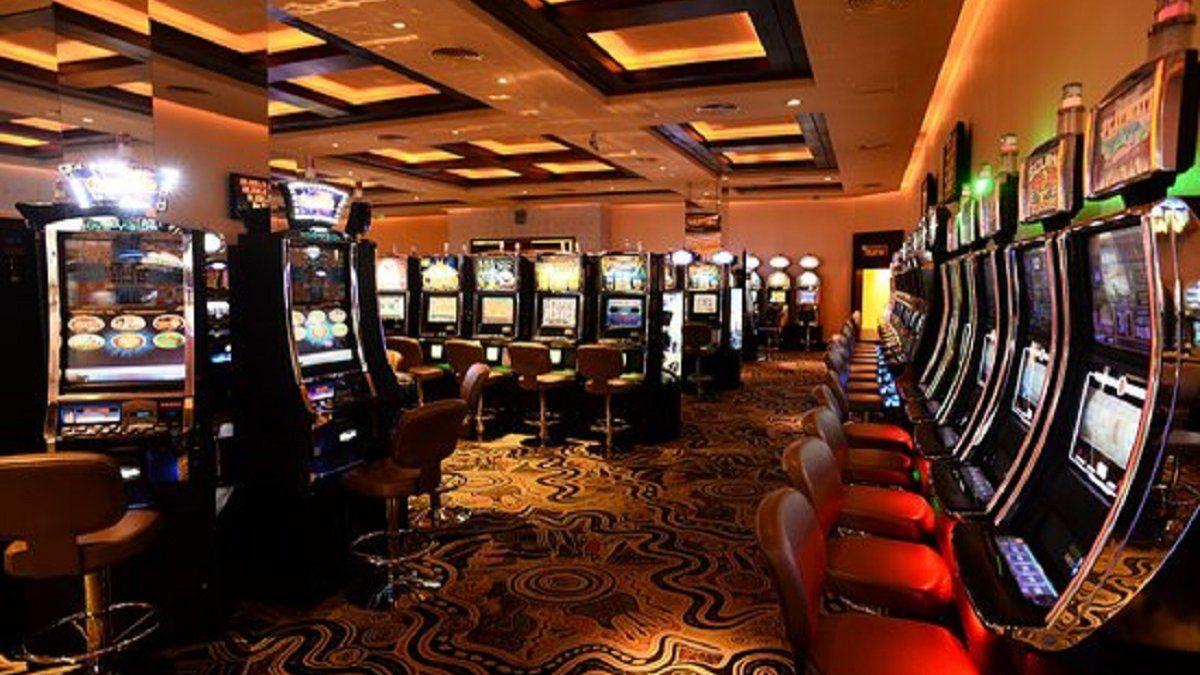 Detuvieron en el casino a un hombre con pedido de captura. Imagen ilustrativa.