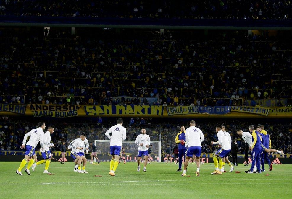 Clausuraron La Bombonera por posible exceso de público en el partido ante Lanús.
