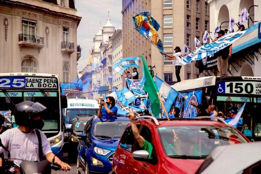 El domingo es el Día de la Lealtad peronista