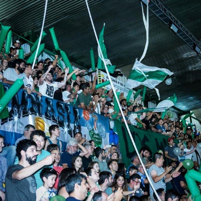 Gimnasia y Esgrima celebra cada 13 de octubre el Día del hincha.