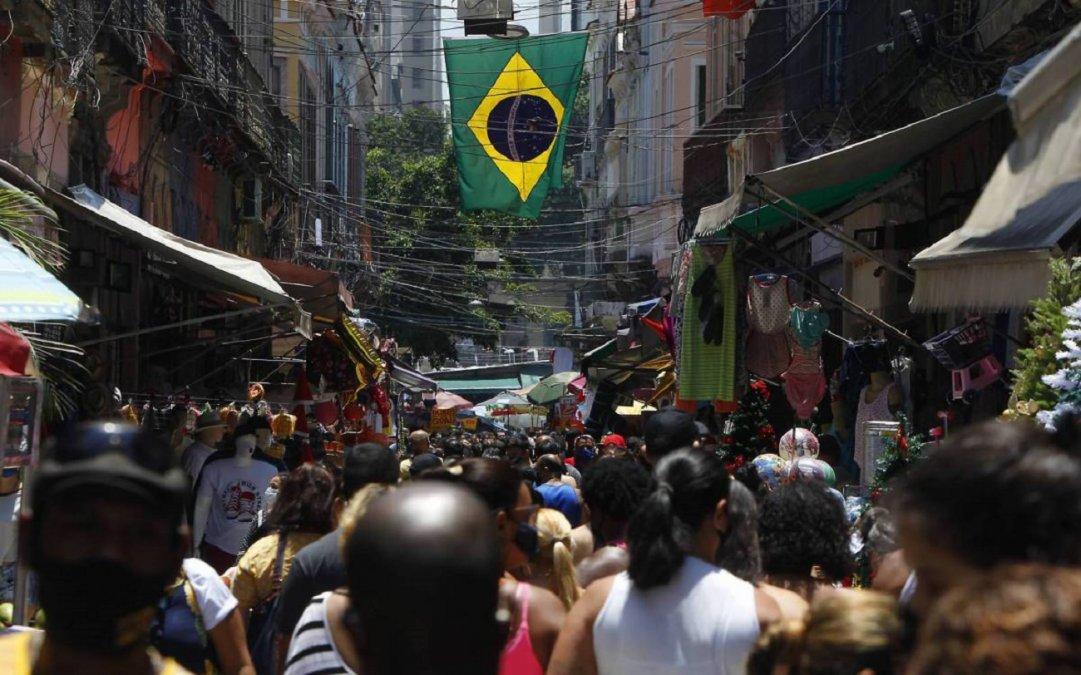 En Chile y Brasil está comenzando a dominar la cepa Delta