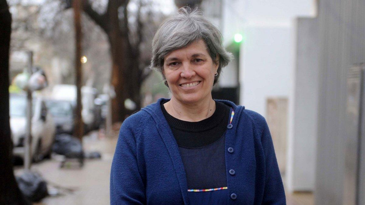 La maestra Ana María Stelman fue elegida entre los 10 finalistas al Global Teacher Prize 2021 de Fundación Varkey.